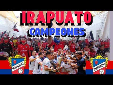 Irapuato Campeón de la liga premier. Así se vivió la gran final partido de vuelta.