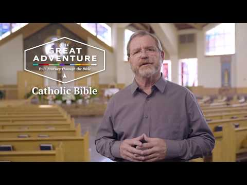 The Great Adventure Catholic Bible Preview