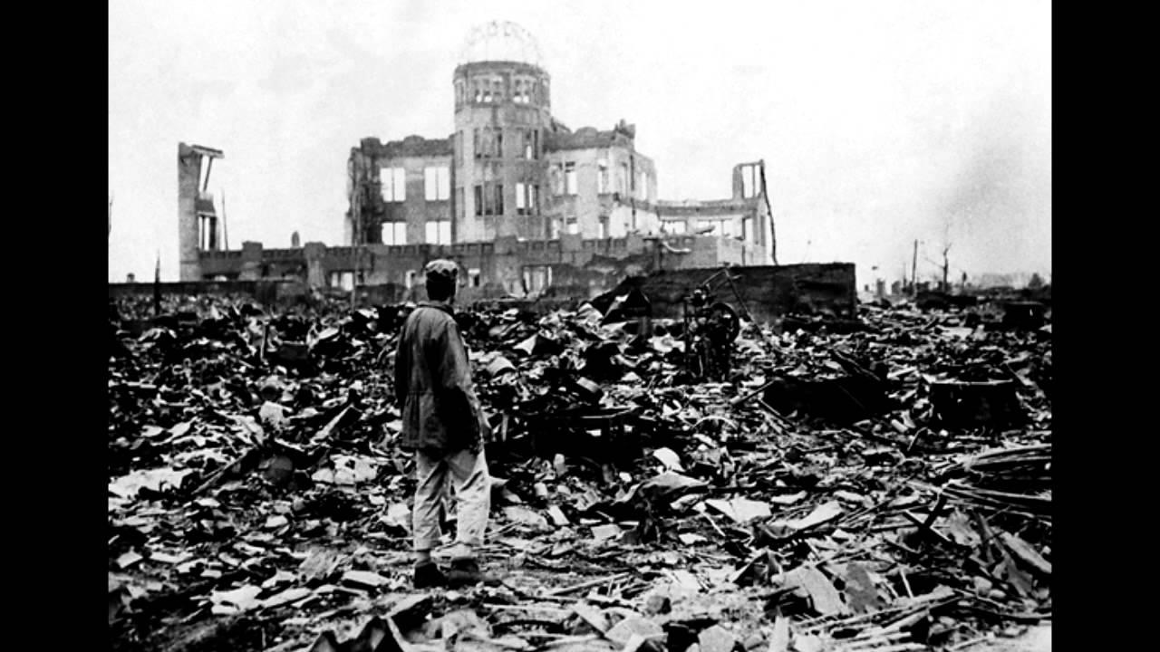 Картинки по запросу Почему в Хиросиме нет ядерной воронки.