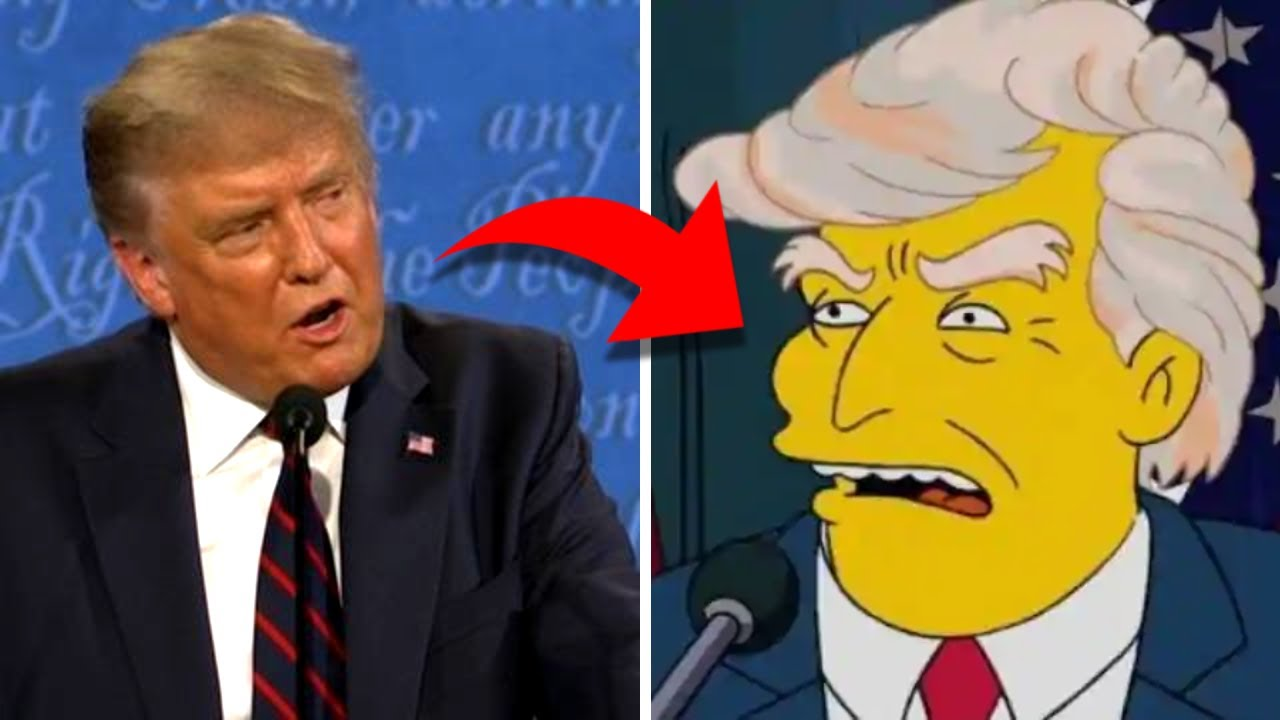 10 MORE Times The Simpsons Predicted The Future (Donald Trump, Kobe Bryant)