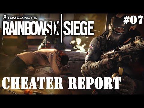 Rainbow Six: Siege - #07 - Cheater again (FeelsBadMan)