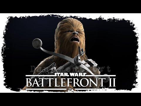 Чубакка вуки ● Режим игры Герои против Злодеев ● Игра Star Wars Battlefront 2