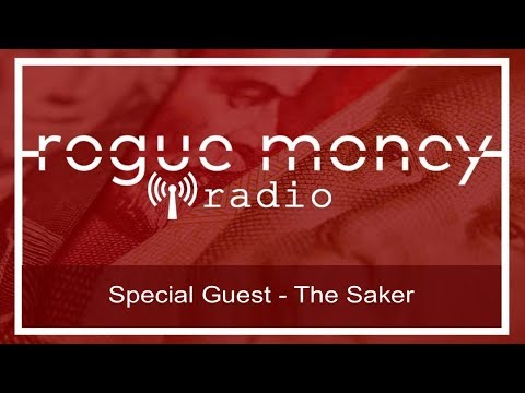 RMR: Special Guest - The Saker (12/08/2017)