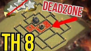 *BEST* ANTI EVERYTHING !!Clan War Base!! TH 8 !! /Speedbuild●Clash of Clans |Panda Clash