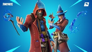 SHOP FORTNITE 11/16/2018!! NEW SKIN CASTORE AND ELMIRA, FACTS AND ALI MAGICHE