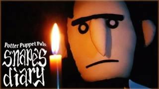 Potter Puppet Pals: Snape's Diary thumbnail