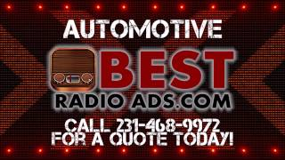 Used Car Radio Commercial Hard Sell