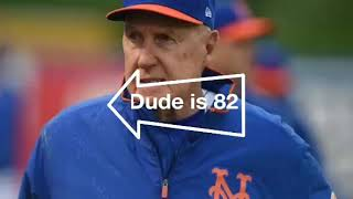 Mets NEW Pitching Coach Is 82 YEARS OLD
