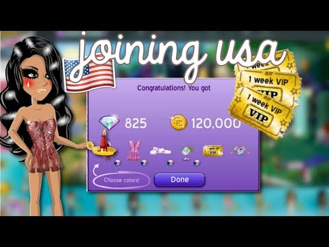 JOINING USA SERVER + OPENING 3 VIP TICKETS + DIAMOND PACK