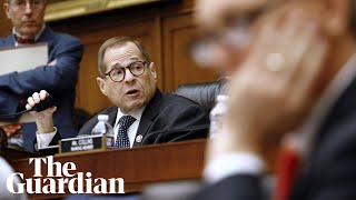 House judiciary committee considers steps for Trump's impeachment – watch live