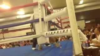 Peguis treaty days boxing 2012