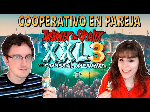 Asterix & Obelix XXL 2 - Against all odds Trophy Guide | Trophée 3 contre 100 from YouTube · Duration:  3 minutes 29 seconds