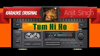 Arijit Singh - Tum Hi Ho (Music Karaoke)