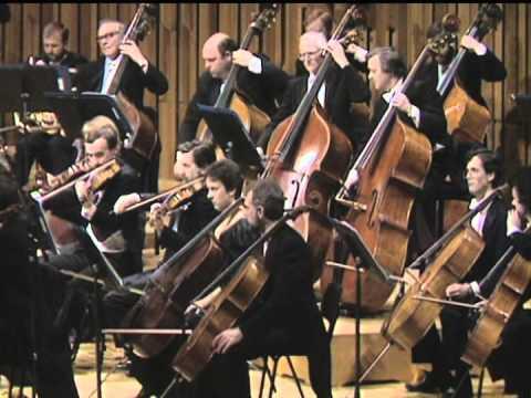 Krystian Zimerman and Leonard Bernstein play Bernstein Symphony #2 (The Age of Anxiety)