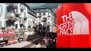 UTMB 2014 Finish Line . The North Face Ultra-Trail du Mont-Blanc - Cap.3 ( Trail Running )