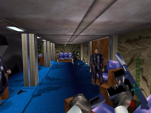 Jouez à Perfect Dark sur Nintendo 64 grâce à nos Bartops Arcade et Consoles Retrogaming