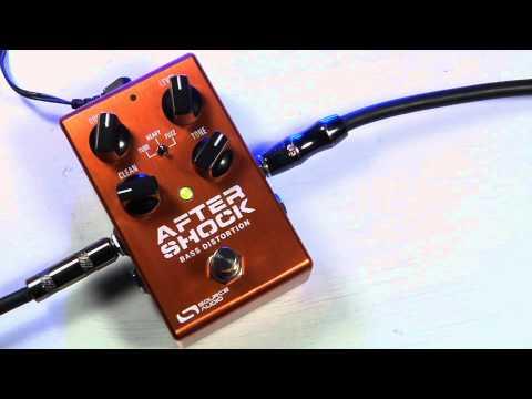 AfterShock Bass Distortion: Heavy Distortion