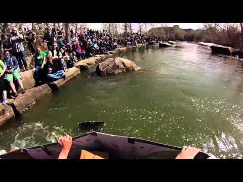 EDAYS 2014 Cardboard Boat Race