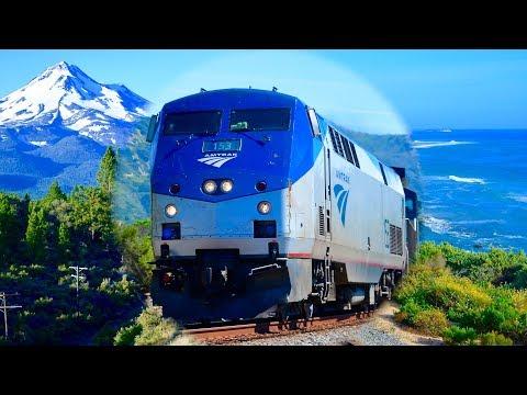 Amtraks Coast Starlight: Los Angeles to Seattle
