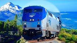 Amtrak's Coast Starlight: Los Angeles to Seattle