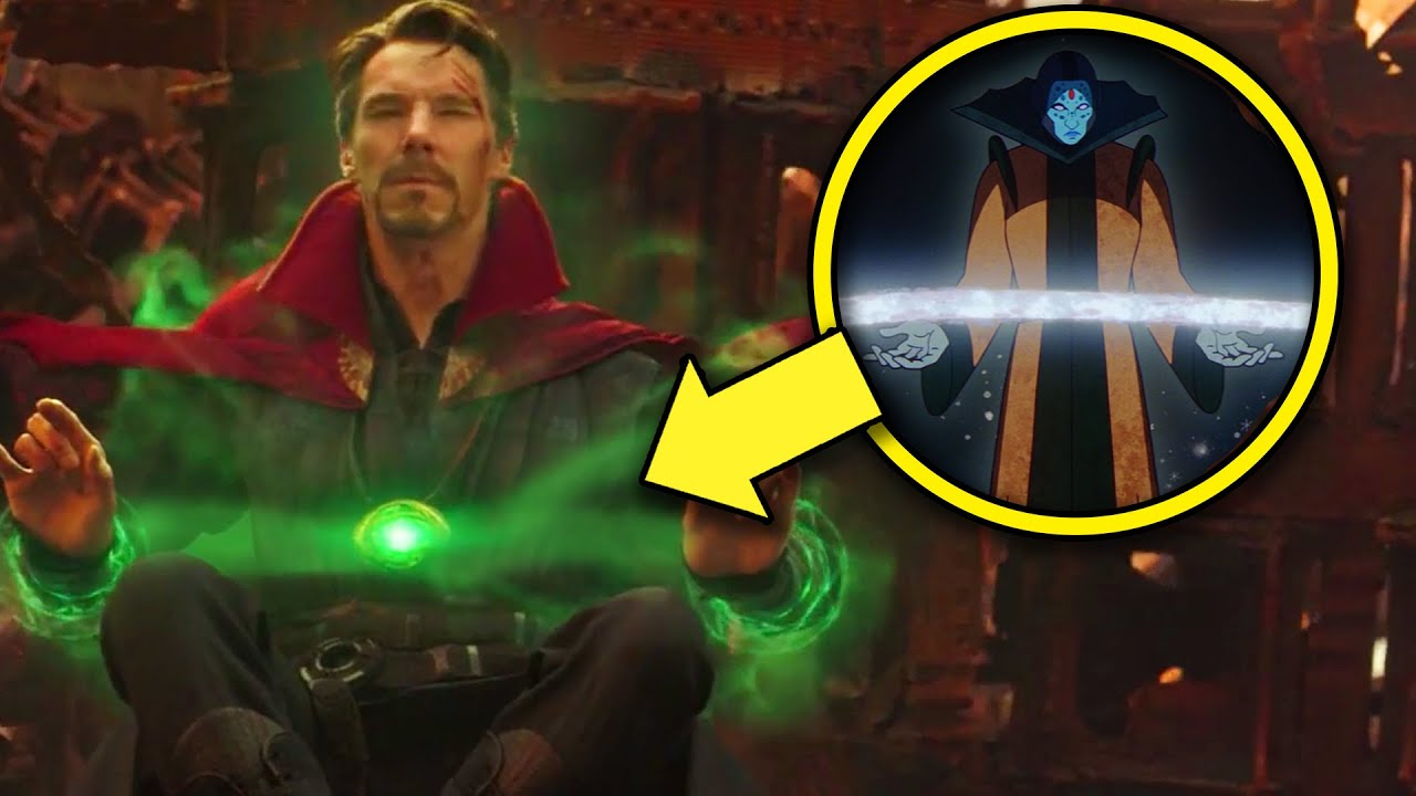 INSANE DETAILS In Doctor Strange I Noticed After Watching Loki, Wandavision & The MCU | Easter Eggs