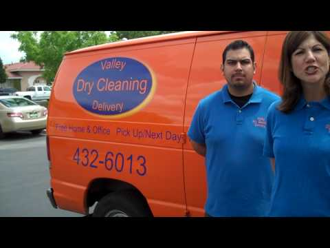 Valley Dry Cleaning Delivery with Therese Bindenagel
