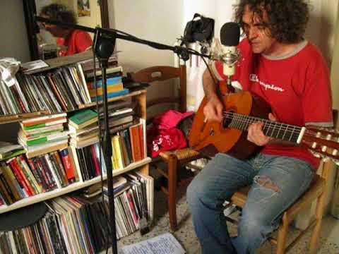 """tab_ularasa """"ridi piangi"""" @ Wolfman Bob House, acustic recording session"""