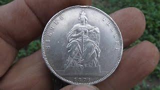 ЕЕ БЛЕСК ОСЛЕПЛЯЕТ Таких монет не видел