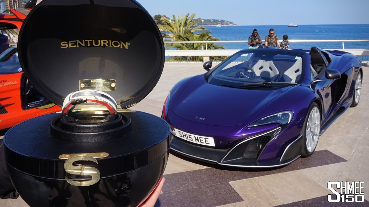 the world's most expensive car key! - youtube