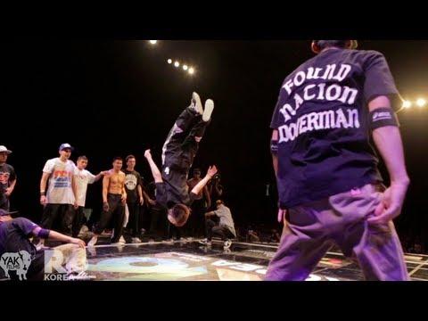 R16 Korea 2012 Bboy Crew Othello & 14KT Massive Monkees   YAK FILMS