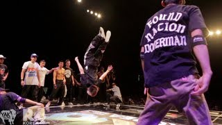 R16 Korea 2012 Bboy Crew Othello & 14KT Massive Monkees | YAK FILMS