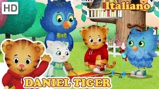 Daniel tiger in italiano - daniel si arrabbia (episodio completo hd)
