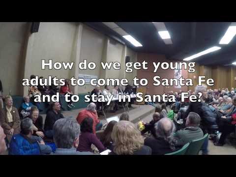 Santa Fe Mayoral Forum Part 8