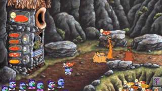 Zoombinis - Pizza Pass (Highest Difficulty)