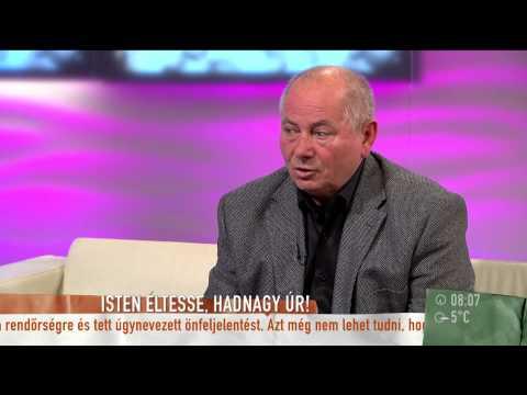 Usztics Mátyás: ˝Nekem az a legjobb ünnep ha dolgozhatok˝ - 0409 - tv2humokka