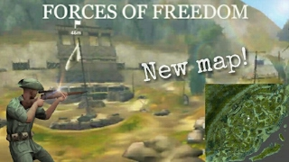 Forces Of Freedom - New map update!
