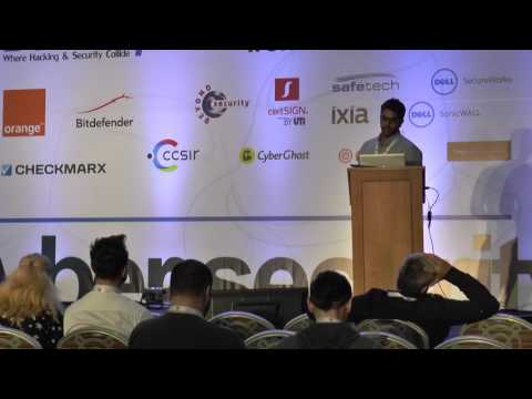 DefCamp 2015 - Building a Cyber Security Operations Center