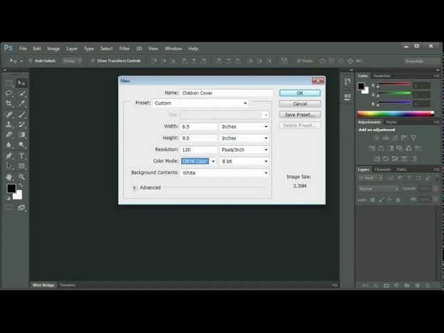 Creating Guides - Adobe Photoshop CS6 Tutorial