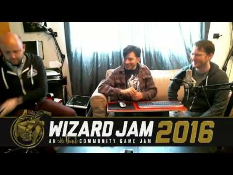 Idle Thumbs Wizard Jam 2016 (Part 1)