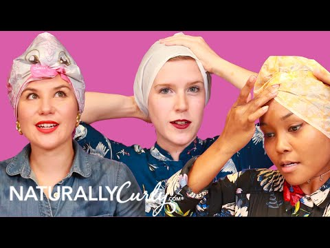 We Tried Hair Sheet Masks!