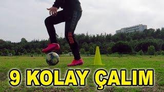 BASİT AMA ETKİLİ 9 ÇALIM HAREKETİ (Futbol)