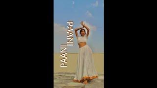 PAANI PAANI | AASTHA GILL FT BADSHAH || DANCE COVER BY KRISTHETIC #shorts #paanipaani