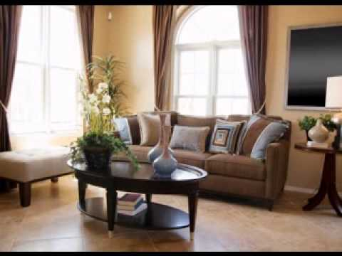 Model home decorating ideas youtube for Cheap model homes