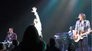 FOREIGNER-Cold As Ice Live in Concert Feb 25 2012 Taft Theater Cincinnati, OH