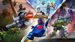 LEGO MARVEL SUPER HEROES 2 - Download [PC Game] - Download LEGO Marvel Super Heroes 2 by TT Games