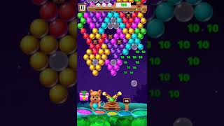 Bubble Shooter Game Free - Kids Gameplay Android Video