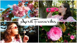 A Different Kind of April Favourites | Jenny E
