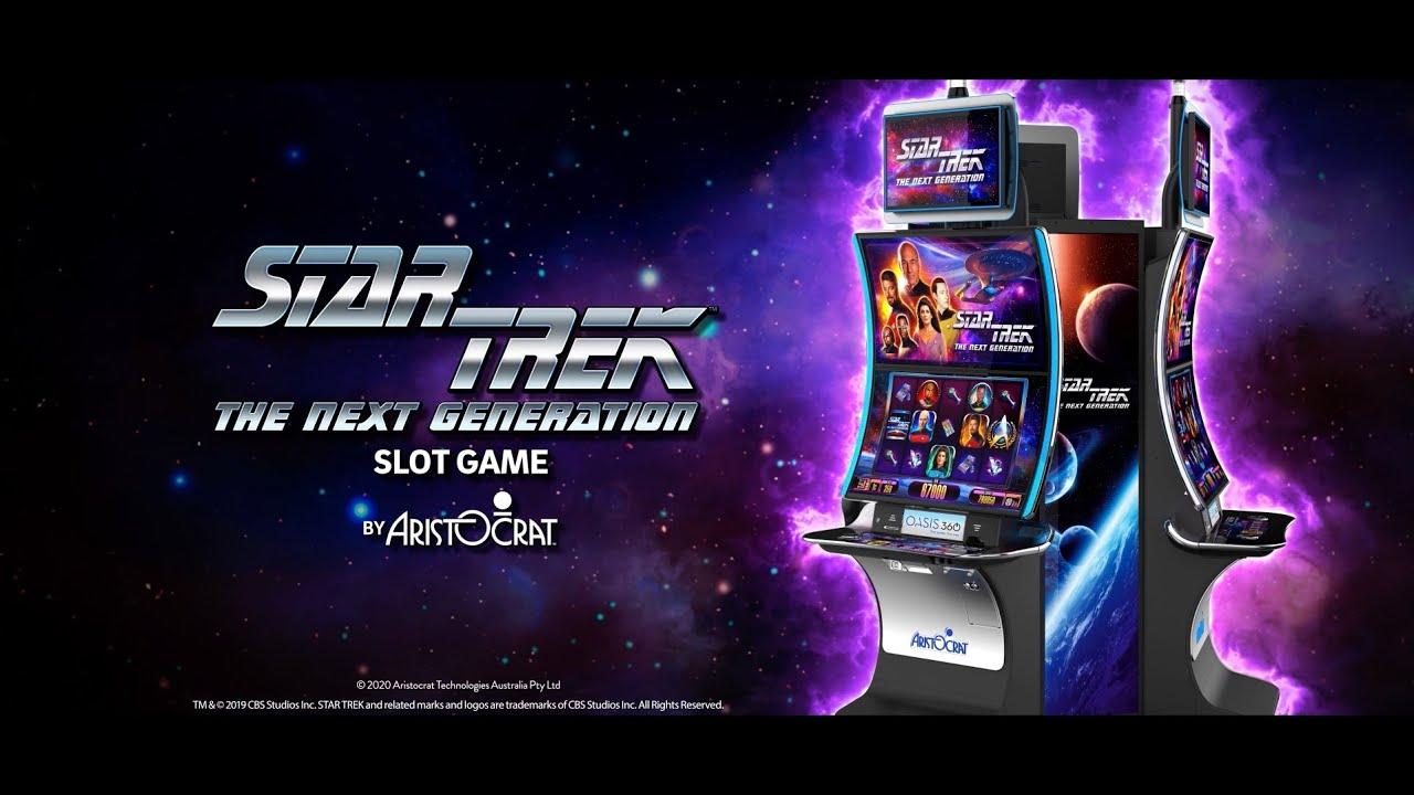 Coming Soon – Star Trek: The Next Generation Slot Game