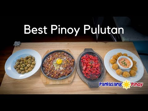 Best Pinoy Pulutan Recipes (Filipino Appetizers)