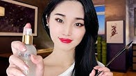 Asmr twin ear cleaning ear oil massage ear brushing ear tapping and tingly sounds - 5 9